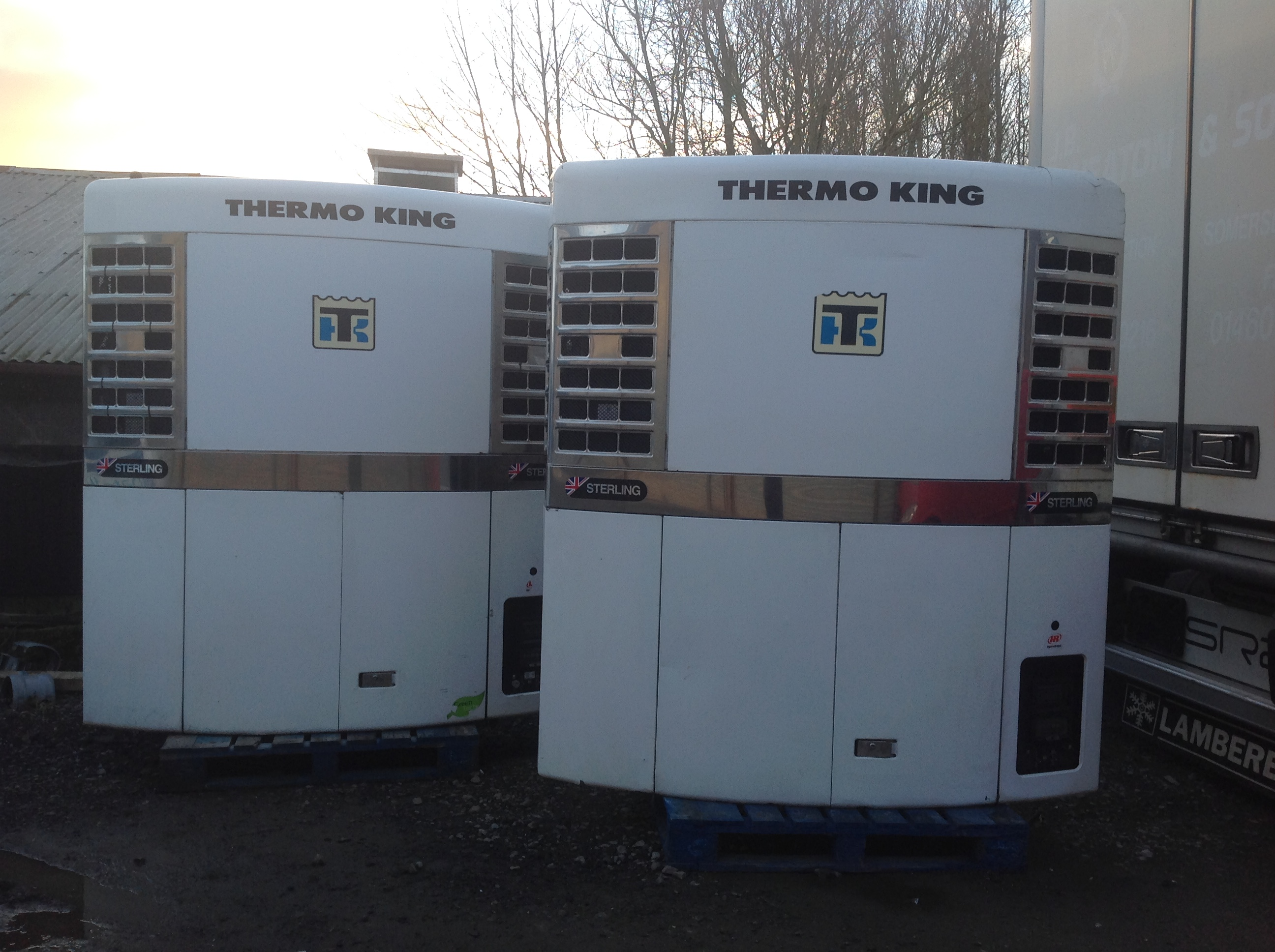 Therm King SL200e